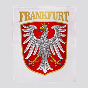 Frankfurt Throw Blanket