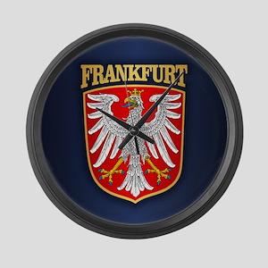 Frankfurt Large Wall Clock