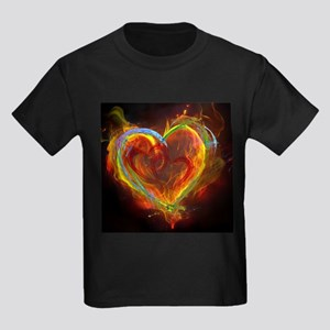 Two Hearts Burning Desire T-Shirt