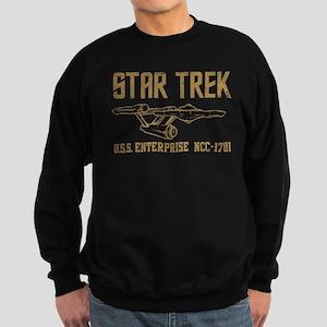 ST Vintage USS Enterprise Sweatshirt