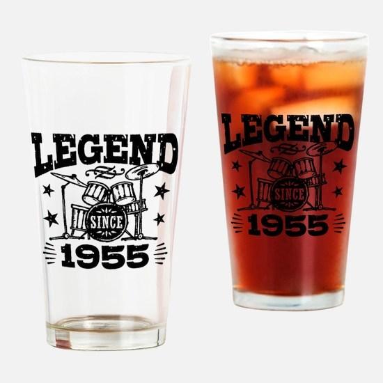 Legend Since 1955 Drinking Glass
