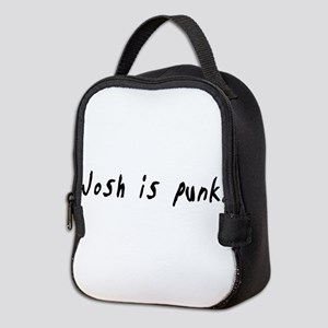Josh Groban  Neoprene Lunch Bag