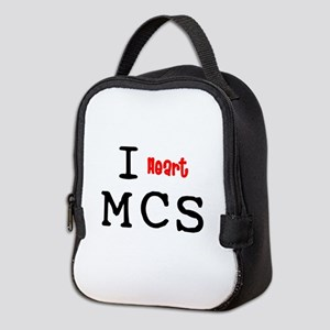 heartMCS2 Neoprene Lunch Bag