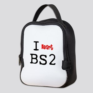 heartBS22 Neoprene Lunch Bag