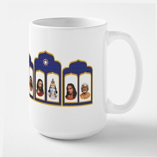 Standard Altar with 6 Gurus Mugs