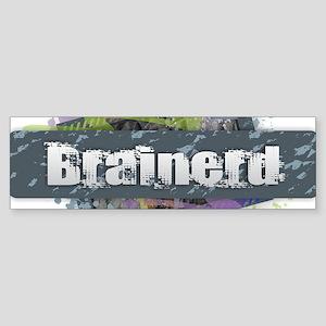 Brainerd Design Bumper Sticker