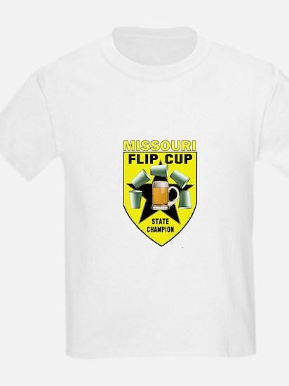 Missouri Flip Cup State Champ T-Shirt