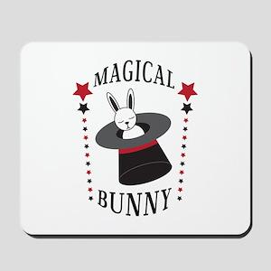 Magical Bunny Mousepad
