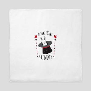Magical Bunny Queen Duvet