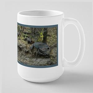 Rescued Large Mug