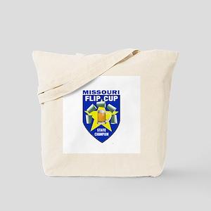 Missouri Flip Cup State Champ Tote Bag