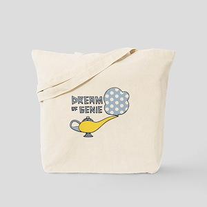 Dream Of Genie Tote Bag