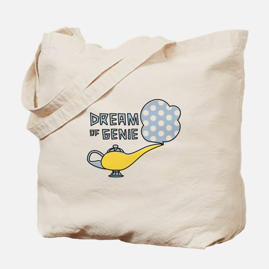 Dream Of Genie Tote Bag