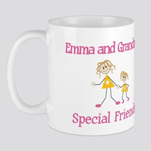 Emma & Grandma - Friends Mug