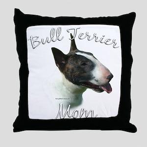 Bully Mom2 Throw Pillow