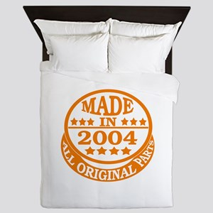 Made in 2004, All original parts Queen Duvet