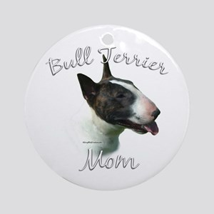 Bully Mom2 Ornament (Round)