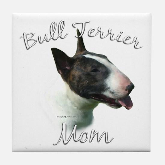 Bully Mom2 Tile Coaster
