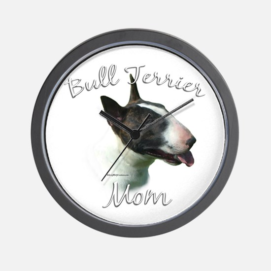 Bully Mom2 Wall Clock