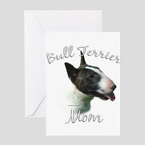 Bully Mom2 Greeting Card