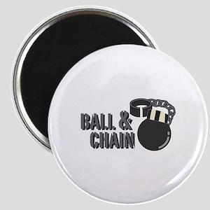 Ball & Chain Magnets