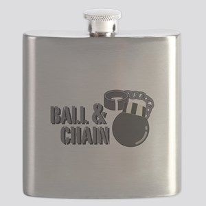 Ball & Chain Flask