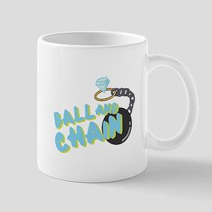 Ball And Chain Mugs