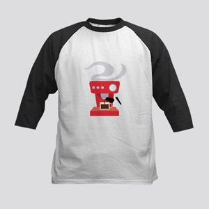 Espresso Machine Baseball Jersey