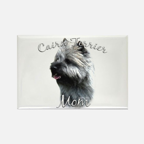 Cairn Mom2 Rectangle Magnet