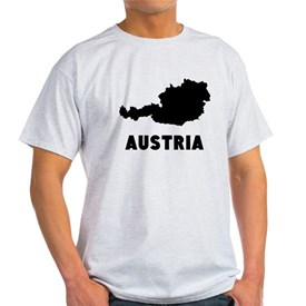 Austria Silhouette T-Shirt