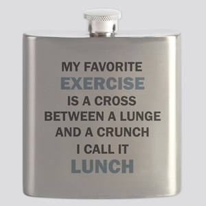 I CALL IT LUNCH Flask