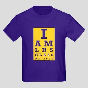 Lakeside High Class of 2020 Kids Dark T-Shirt
