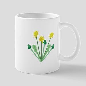 Dandelions Mugs