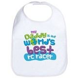 Daddys racer Cotton Bibs