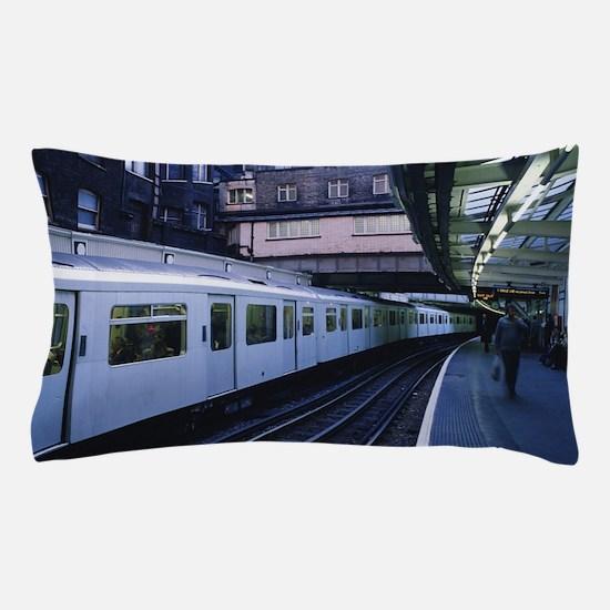 Subway Pillow Case
