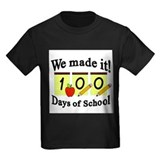 100th day Kids T-shirts (Dark)