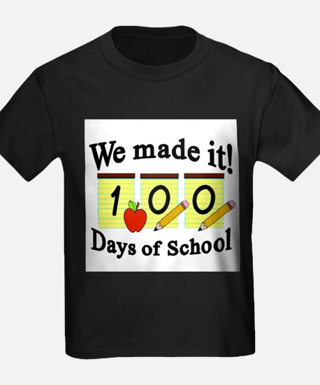 Cute 100th day T