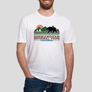 Shenandoah National Park Fitted T-Shirt