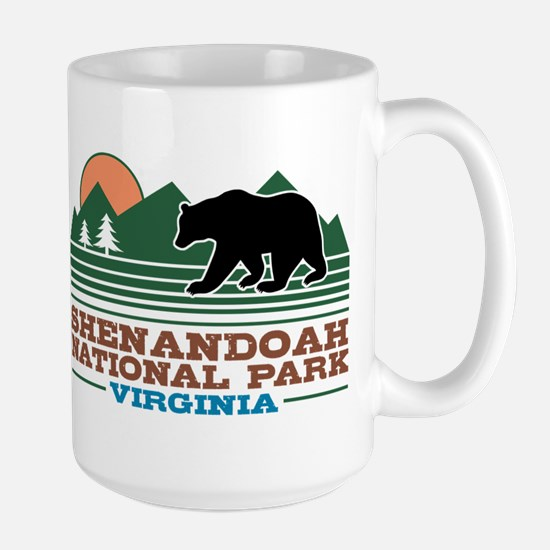 Shenandoah National Park Large Mug
