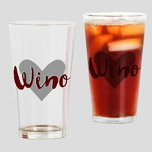 Wino Drinking Glass