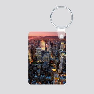 Skyscrapers Keychains