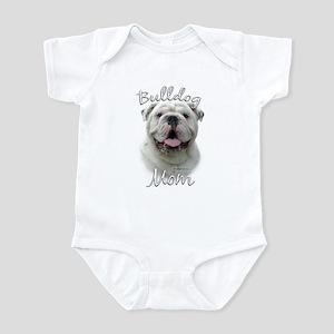 Bulldog Mom2 Infant Bodysuit
