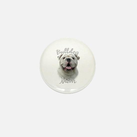 Bulldog Mom2 Mini Button
