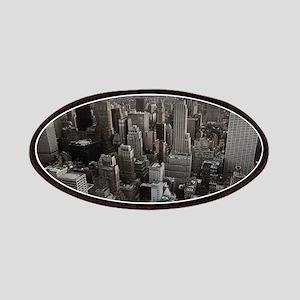 New York Skyscraper Vintage Patch