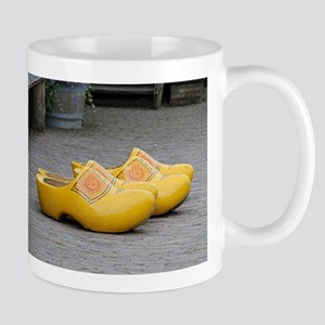 Big clogs, Holland Mugs