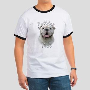 Bulldog Dad2 Ringer T