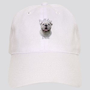Bulldog Dad2 Cap