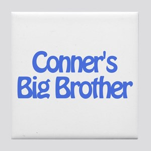 Conner's Big Brother Tile Coaster