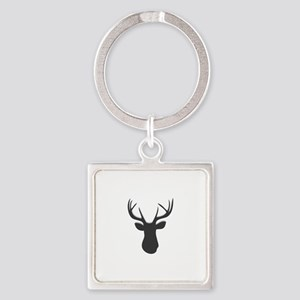 Deer Head Keychains
