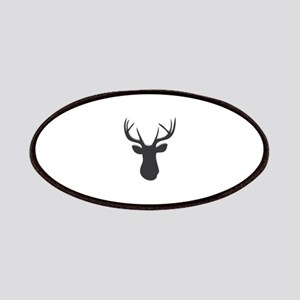 Deer Head Patch